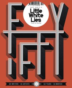 Issues | Little White Lies Fifty
