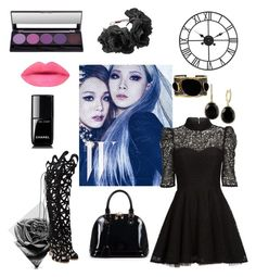 """""""woman in Black"""" by tatagiacinta on Polyvore featuring Effy Jewelry, Maxwell Dickson, Mairi Mcdonald, Sophia Webster, Relaxfeel, Mela Artisans and Chanel"""