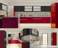 Redesign Your kitchen Exactly the way you want to. Have a look of this new kitchen design ideas presented by Yagotimber.