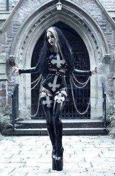 Killstar Gothique Punk Veste Bomber Veste-goth doll Street Porte-jarretelles Capuche