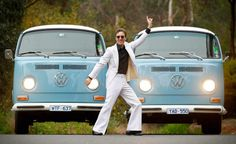 You'll have a groovy time with Kombi Love. Melbourne's most experienced and established kombi wedding operator