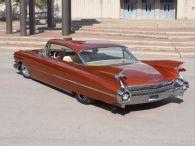 1959 Chevy Cadillac Series 62 Custom Bumper