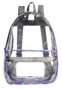 LED Backpack by Ashish x Topshop, £350