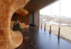 'norwegian wild reindeer centre pavilion' by snøhetta, dorve, norway_3