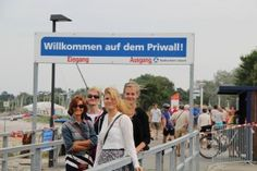 Willkommen auf dem Priwall!