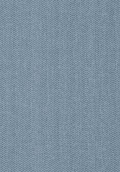 ROSCOE HERRINGBONE, Slate Blue, T72626, Collection Chestnut Hill from Thibaut