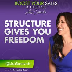 Structure Gives You Freedom