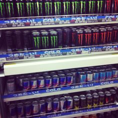 Redbull.Monster.Rockstar..... Are u Engy More n Many???? In jpn Shopmall