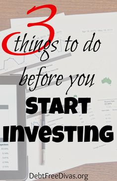 A frank discussion for new investors with portfolio manager and investment education expert, Barbara Friedberg. 3 steps every beginner needs to know before they start investing.