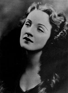 Marlene Dietrich by I. Chidnoff c. 1930