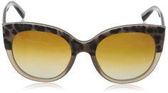 DOLCE & GABBANA DG 4259 Sunglasses 2967T5 Mud On Animal 56-20-140: Amazon.co.uk: Clothing