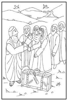 Christelijke Kleurplaten Discipelen Nt Kleurplaten On Pinterest Coloring Pages Jesus And