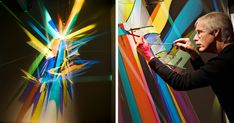 Lightpaintings: The First Unique Art Form Of The XXI Century | Bored Panda