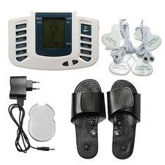 Mua ngay Multifunctional Electronic LCD Body Massage Therapy Machine with Slippers (Intl) chính hãng giá tốt tại Lazada.vn. Mua hàng online giá rẻ, bảo hành chính hãng, giao hàng tận nơi, thanh toán khi giao hàng!