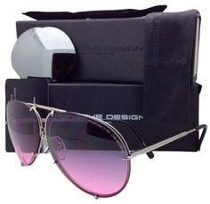 30a4fca1fe5f Porsche Design P8478 Sunglasses Color B Titanium