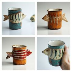 slab pottery mugs Style Photo Wonderful Pics slab pottery mugs Style Photo Fotky na stěně Jeleny – fotek Slab Pottery, Pottery Mugs, Ceramic Pottery, Clay Mugs, Ceramic Clay, Ceramics Projects, Clay Projects, Stars Disney, Cerámica Ideas