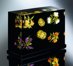These are all the work of legendary glass artist Paul Joseph Stankard. He is considered the father of the modern glass paperweight.