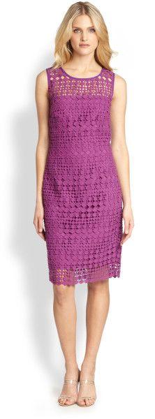 Love this: Helga Crochetoverlay Dress @Lyst