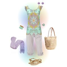 Pretty Paisley, created by izjustagirl on Polyvore