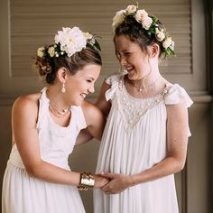 Flower Girls, Flower Girl Dresses, Cabbage Roses, Rose Wedding, Head To Toe, Boho Chic, Floral Crowns, Pure Products, Ring