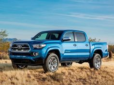 Cool Toyota 2017: 2016 Toyota Tacoma Access Cab Blue  My Precious Check more at http://carsboard.pro/2017/2017/01/11/toyota-2017-2016-toyota-tacoma-access-cab-blue-my-precious/
