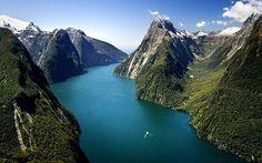 Milford Sound (New Zealand)