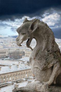 The Hunchback of Notre Dame. Statues, Monuments, Saint Chapelle, Beautiful Paris, Ville France, Saint Louis, Museum, Paris Travel, Places Around The World