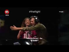 """Elodie ospite a """"The flight"""" RTL 102.5"""