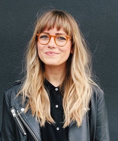 Bangs # Modus # Mode # Stil # Inspiration – New Site – Best Hair Style Models Hair Day, New Hair, Balage Hair, Blond Pony, Bangs And Glasses, Glasses Style, Hair Styles For Glasses, Glasses For Long Faces, Women With Glasses