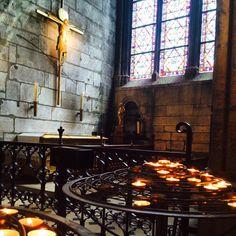 Notredame  Paris, France