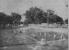 Pool at Hatten Park