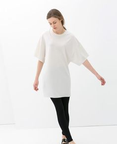 STUDIO T-SHIRT WITH WIDE SLEEVES