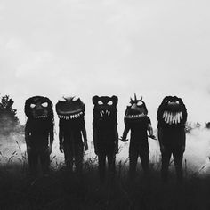 Image uploaded by Jade. Find images and videos about indie, monster and youth on We Heart It - the app to get lost in what you love. Dark Fantasy, Youth Daughter, Daughter Band, Daughters, Arte Fashion, Diy Fashion, Macabre, Illustrations, Art Photography