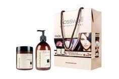 Pack Kosswell Macadamia CHAMPU 500ml + MASCARILLA 500ml