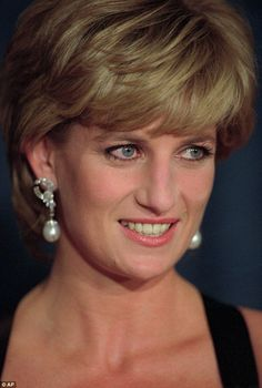In Trump's book, The Art Of The Comeback, published in November 1997, three months after Diana's death he wrote: 'I couldn't help but notice how she moved people. She lit up the room. Her charm. Her presence. She was a genuine princess — a dream lady'