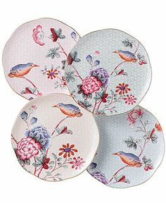 Wedgwood Cuckoo Collection - Fine China - Dining & Entertaining - Macy's