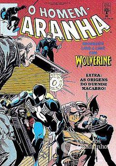 Homem-Aranha 1ª Série - n° 96/Abril | Guia dos Quadrinhos