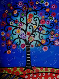 modern folk art - Google Search