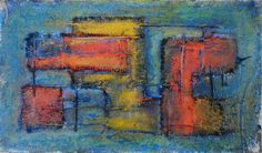 Antonio Basso - Space Occupancy 8 (Conceptual Abstract Art) | Oil on burlap … | Flickr - Photo Sharing!