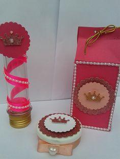 Kit Princesa Ursinha