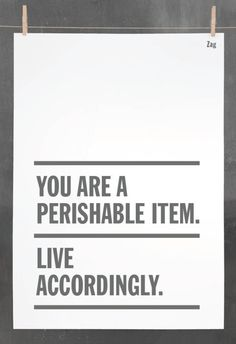 This statement means we are all able to die, so we need to live with that in our heads. The existentialist's question is 'how should I live my life?' They answered the question with living knowing you can die. This relates to the meaning of life by giving the idea that the meaning of life is live cautiously.