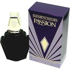 Passion By Elizabeth Taylor For Women, Eau De Toilette Spray, 2.5-Ounce - http://www.theperfume.org/passion-by-elizabeth-taylor-for-women-eau-de-toilette-spray-2-5-ounce/