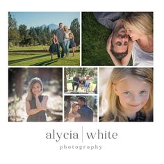 A Beautiful Day With The Smith Family — Alycia White Photography