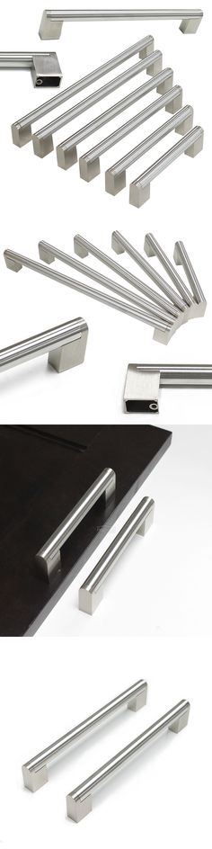 cabinet knobs and pulls modern stainless steel boss bar cabinet door handles drawer pulls