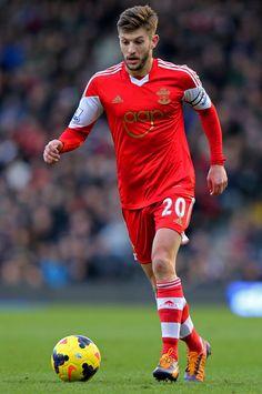 Adam Lallana of Southampton FC