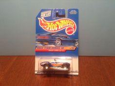 Hot Wheels Shelby Cobra 427 S/C #727 Race Team Series IV 1998 Blue Hood Opens | eBay