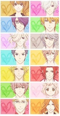 Brother Conflict~ SUBARU. -_- Ema, you can have the triplets. I WANT SUBARU.