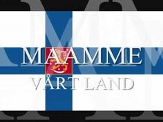 Maamme · Vårt land (National Song of Finland, in Finnish) Finnish Independence Day, Finnish Language, National Songs, Finland Travel, Language Study, My Heritage, Marimekko, Music Artists, Norway