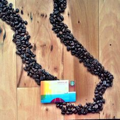 Inspired by our friends in the O.C. #StarbucksCard