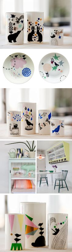 painted china
